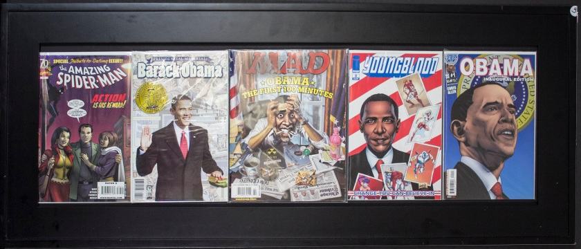 JoDee.Obama.No. 3 Comics