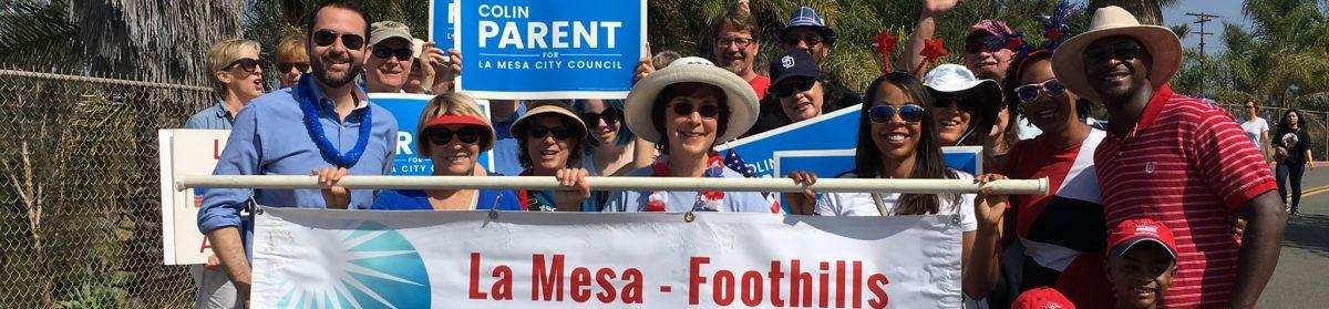 La Mesa-Foothills Democratic Club